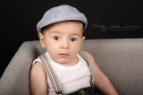 What a charmer ~ 3 month old Baby boy G