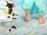 "Matthew turns ""ONE"" ~ Cake Smash session"