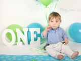 "Adorable Boy F is turning ""ONE"""