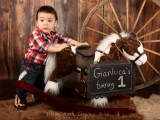 "A western 1st Birthday theme for charming boy ""G"""