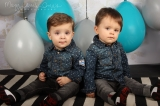 Stud muffins: Twin boys A & C turn ONE!!