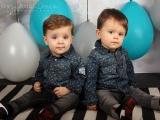 Stud muffins: Twin boys A & C turnONE!!