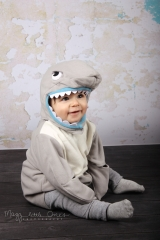 Happy Halloween from our Mazz littleShark…