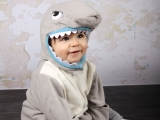 Happy Halloween from our Mazz little Shark…