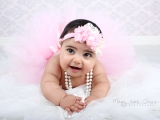 Sweet Cheeks 7 month old beauty S & her loving family…