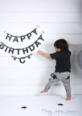 Happy 1st Birthday C ~ Truly OUR STAR