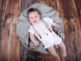 What a cutie pie~3 1⁄2 month old baby boy L