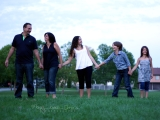 Mazz little Family Outdoor session<3