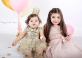 Beautiful sisters turning ONE & FOUR..<3 <3