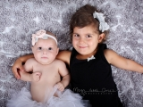 Stunning Sisters: 3month old M & 3 yr old A. <3<3