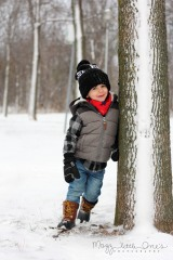 C's Outdoor wintery fun Session…