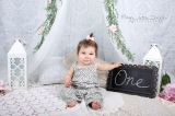 A Bohemian garden inspired session:        S is turning ONE!!