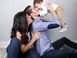 Fun Family; pure love, N so adorable at 9 mths old.